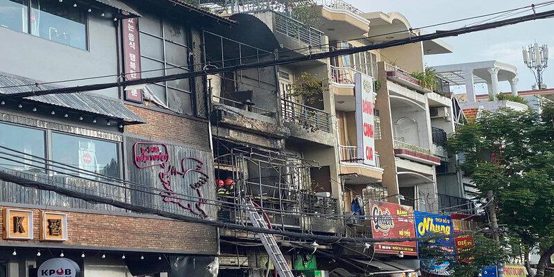 bảo hiểm cháy nổ quán phở