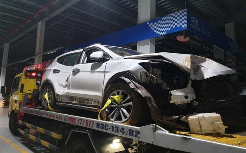 thông báo tai nạn, thong bao tai nan bao hiem o to, thông báo tai nạn và yêu cầu bồi thường