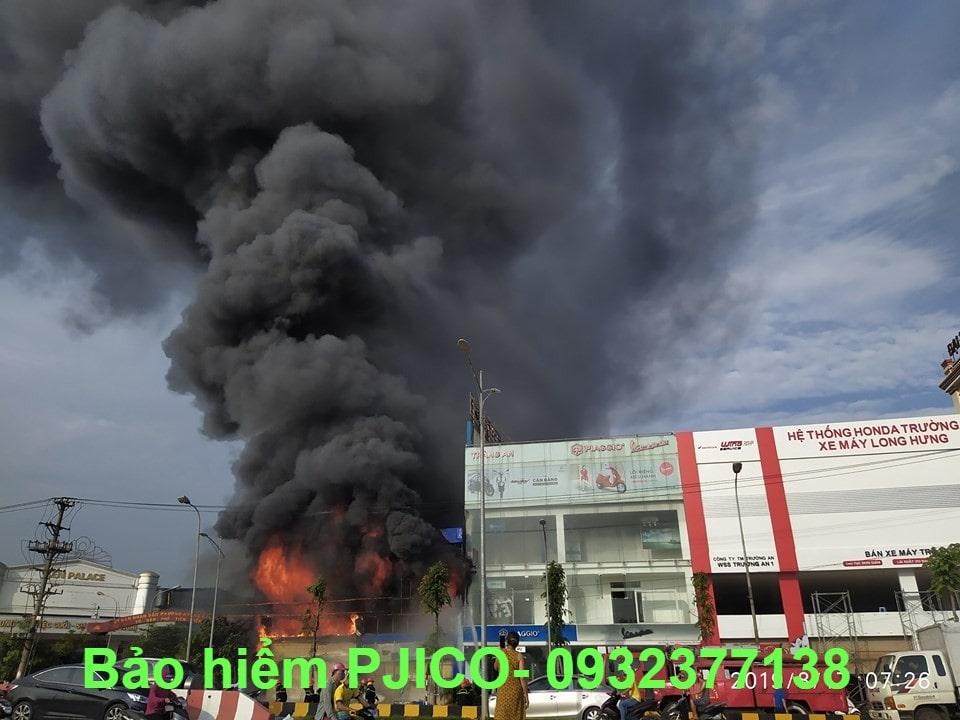 Bảo hiểm cháy nổ bắt buộc 2022