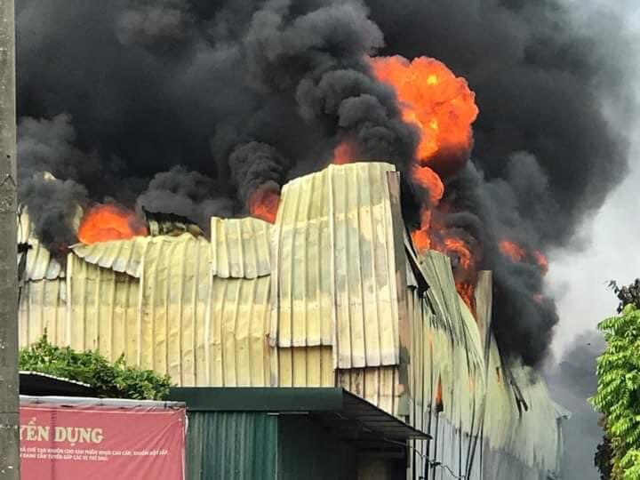 bảo hiểm cháy nổ nhà máy nhựa