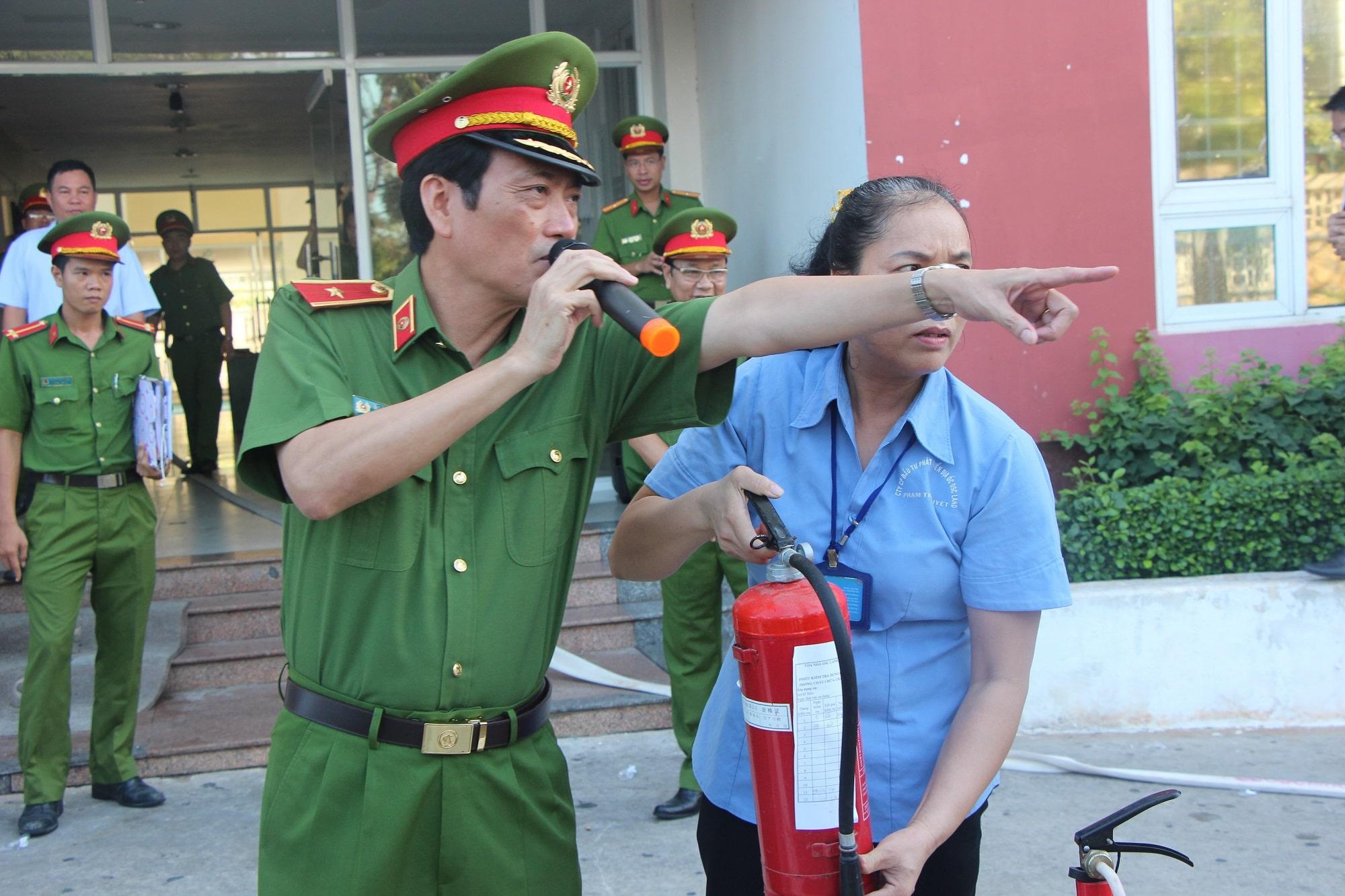 Bảo hiểm phòng cháy chữa cháy