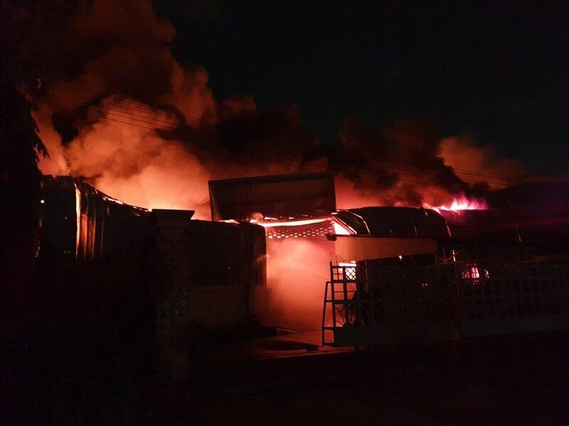 bảo hiểm phòng cháy chữa cháy 2022