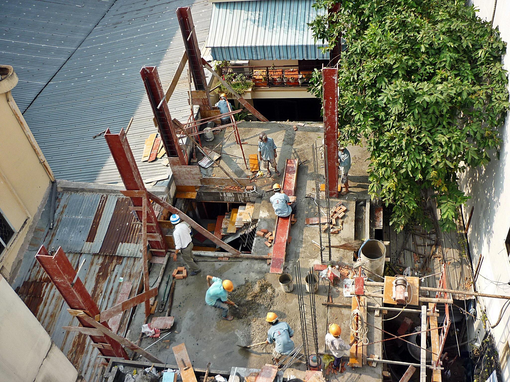mua bảo hiểm công trình xây dựng