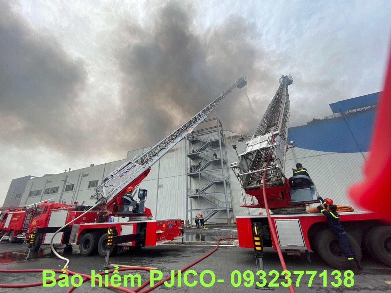 Phí bảo hiểm phòng cháy chữa cháy