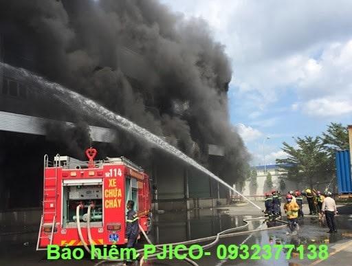bảo hiểm phòng cháy chữa cháy,bảo hiểm pccc bắt buộc,bảo hiểm phòng chống cháy nổ