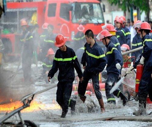 quy định bảo hiểm phòng cháy chữa cháy