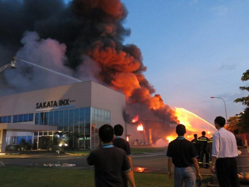 Tình hình cháy nổ tháng 4/2021