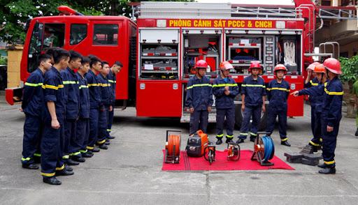 xử phạt bảo hiểm cháy nổ bắt buộc