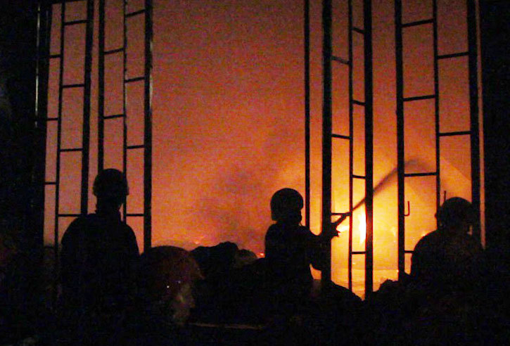 Bảo hiểm cháy nổ bắt buộc công ty may