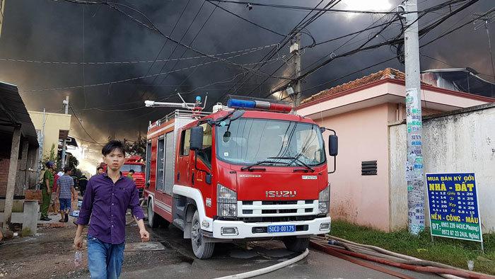 Bảo hiểm cháy nổ bắt buộc công ty nhựa