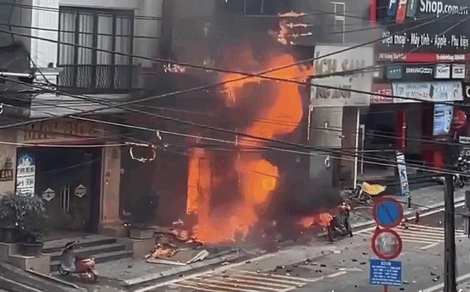 Bảo hiểm cháy nổ bắt buộc cửa hàng gas