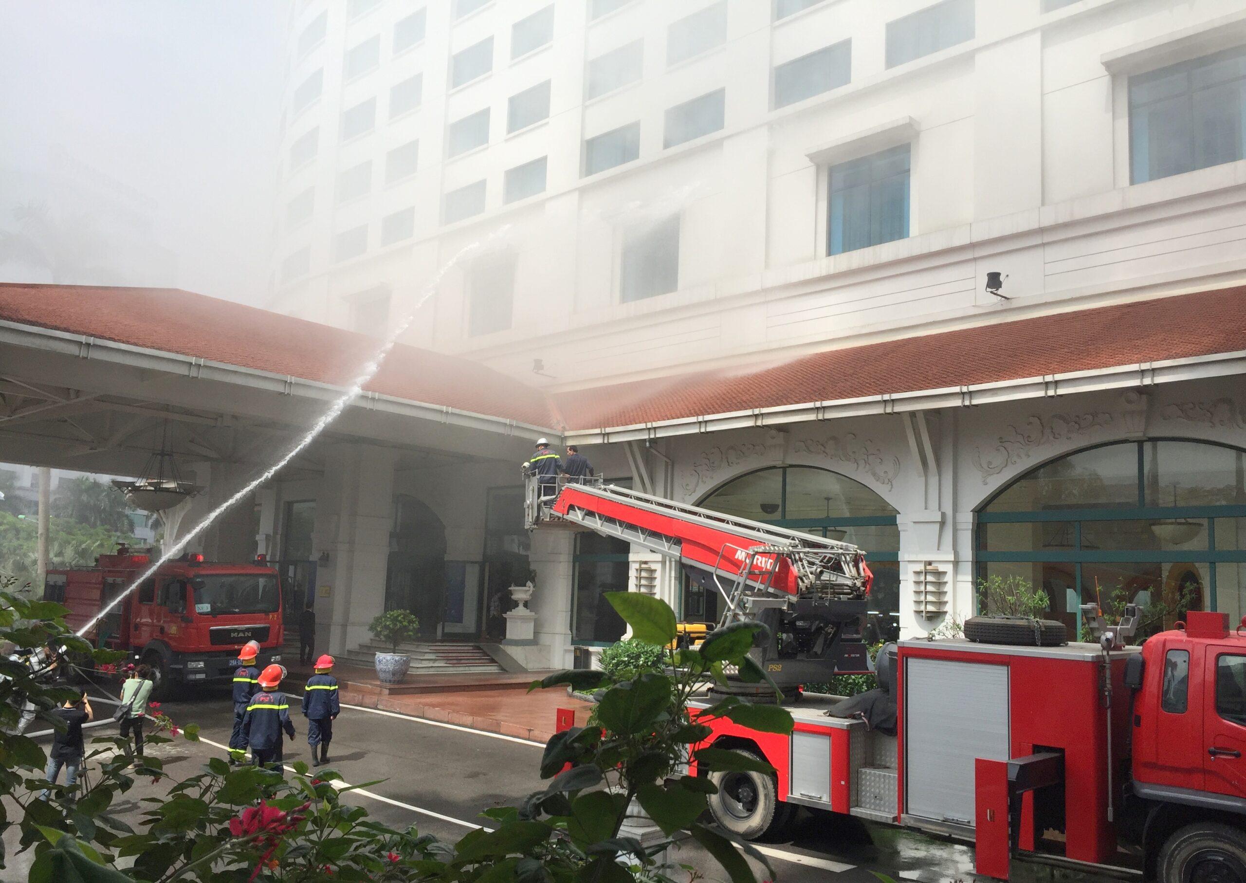 Bảo hiểm cháy nổ bắt buộc nhà hàng