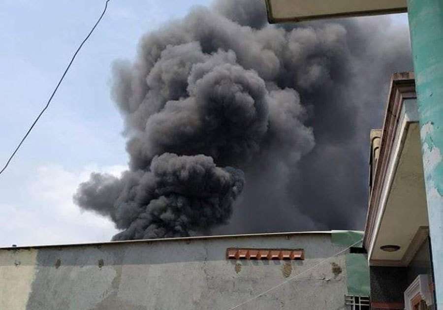 Bảo hiểm cháy nổ bắt buộc ở tphcm