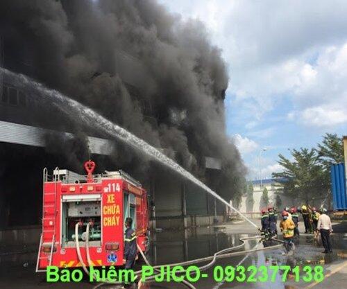 Bảo hiểm cháy nổ kho hàng ở cần thơ