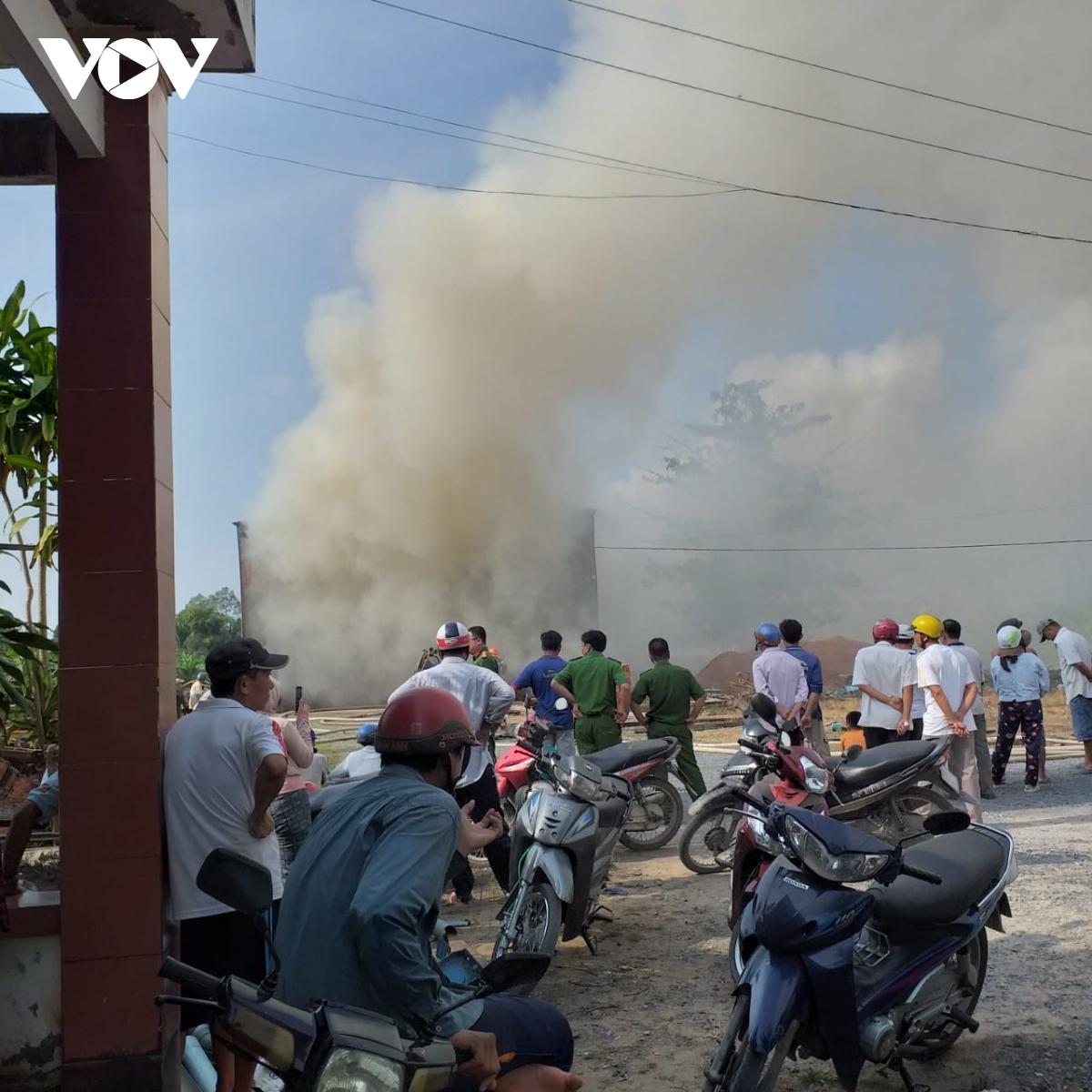 Bảo hiểm cháy nổ nhà xưởng điện điện tử