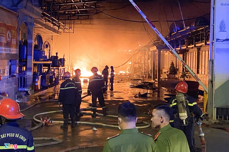 Bảo hiểm cháy nổ nhà xưởng may