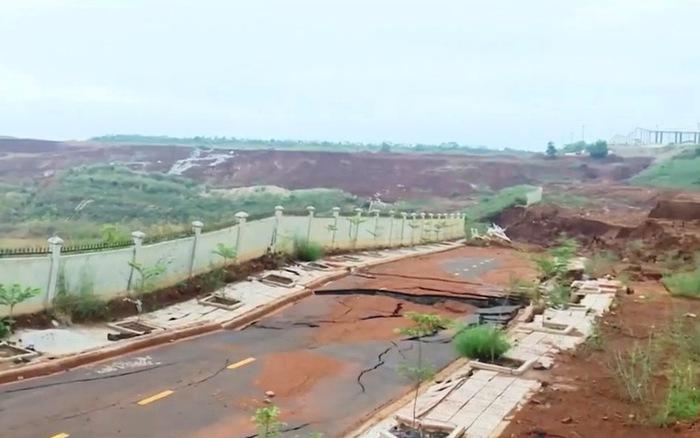 Bảo hiểm cho lún và sụt lở đất