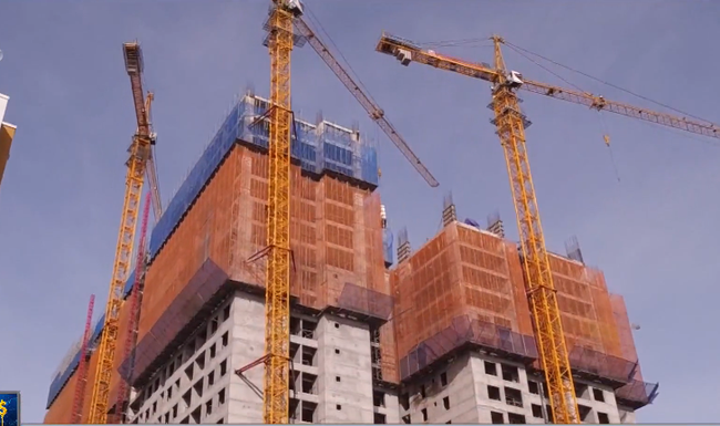 bảo hiểm công trình xây dựng chung cư