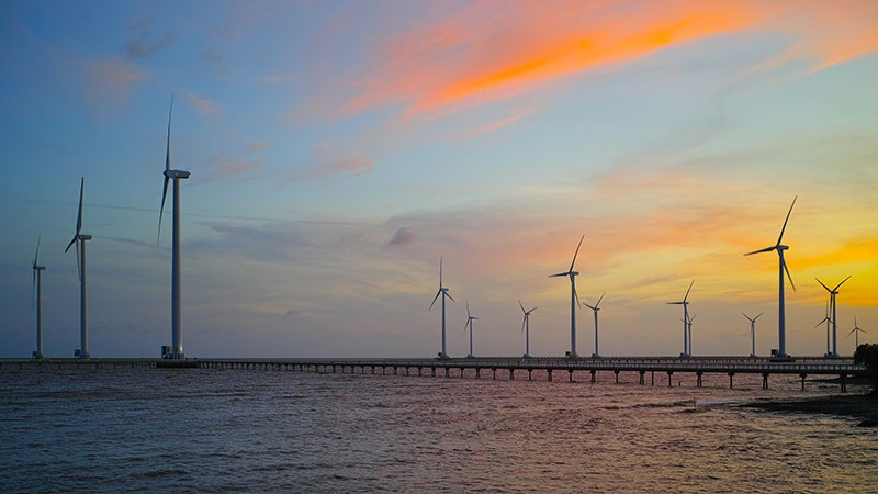 bảo hiểm công trình xây dựng điện gió
