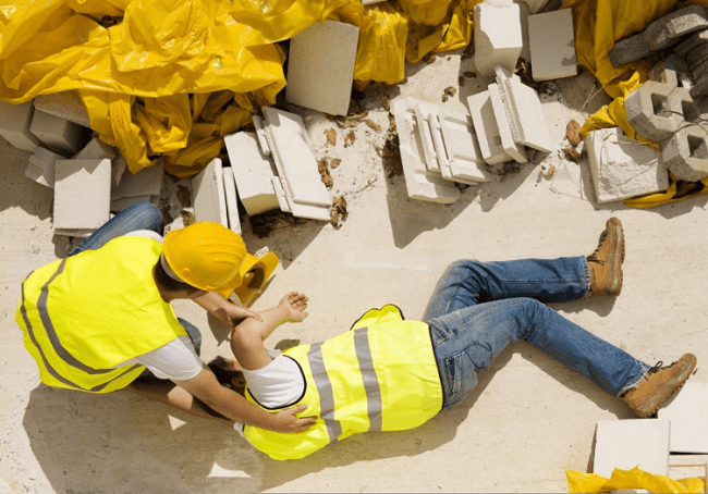 bảo hiểm  đối với người lao động thi công trên công trường