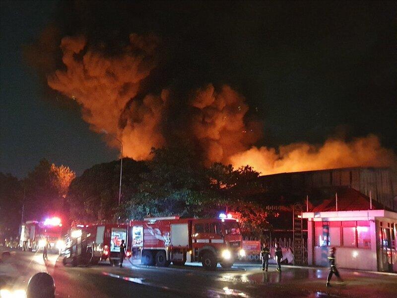 Đóng góp của bảo hiểm cháy nổ bắt buộc
