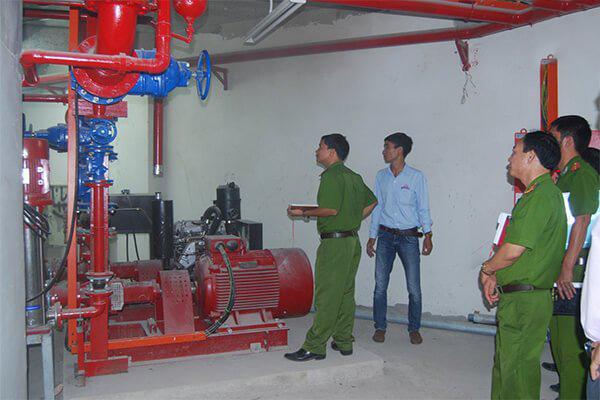 Hệ thống PCCC nhà xưởng