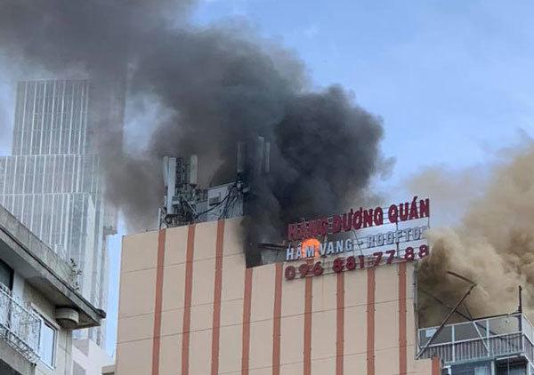Hướng dẫn thoát hiểm khi có cháy nổ