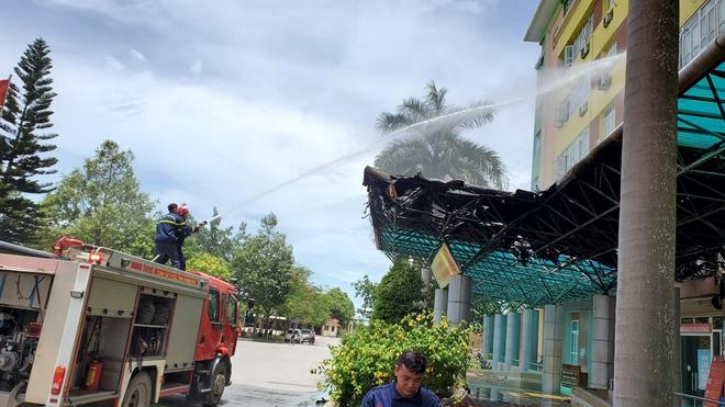 Mua bảo hiểm cháy nổ bắt buộc cho bệnh viện