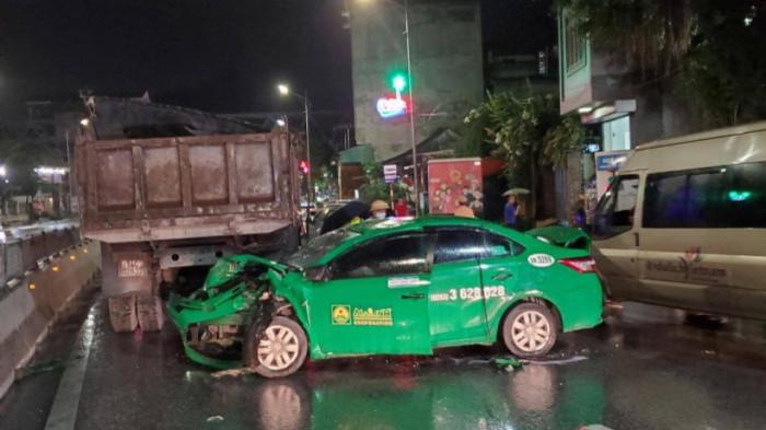 Tai nạn ô tô mới nhất ngày 03082021