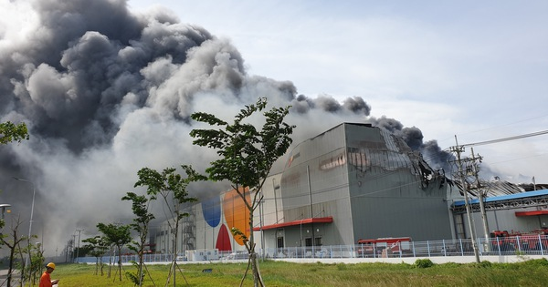 Tổng hợp những vụ cháy nhà xưởng thiệt hại trăm tỷ