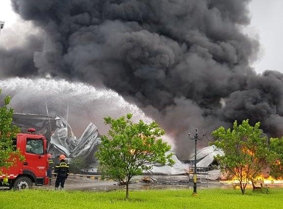 Bảo hiểm cháy nổ bắt buộc xưởng sơn