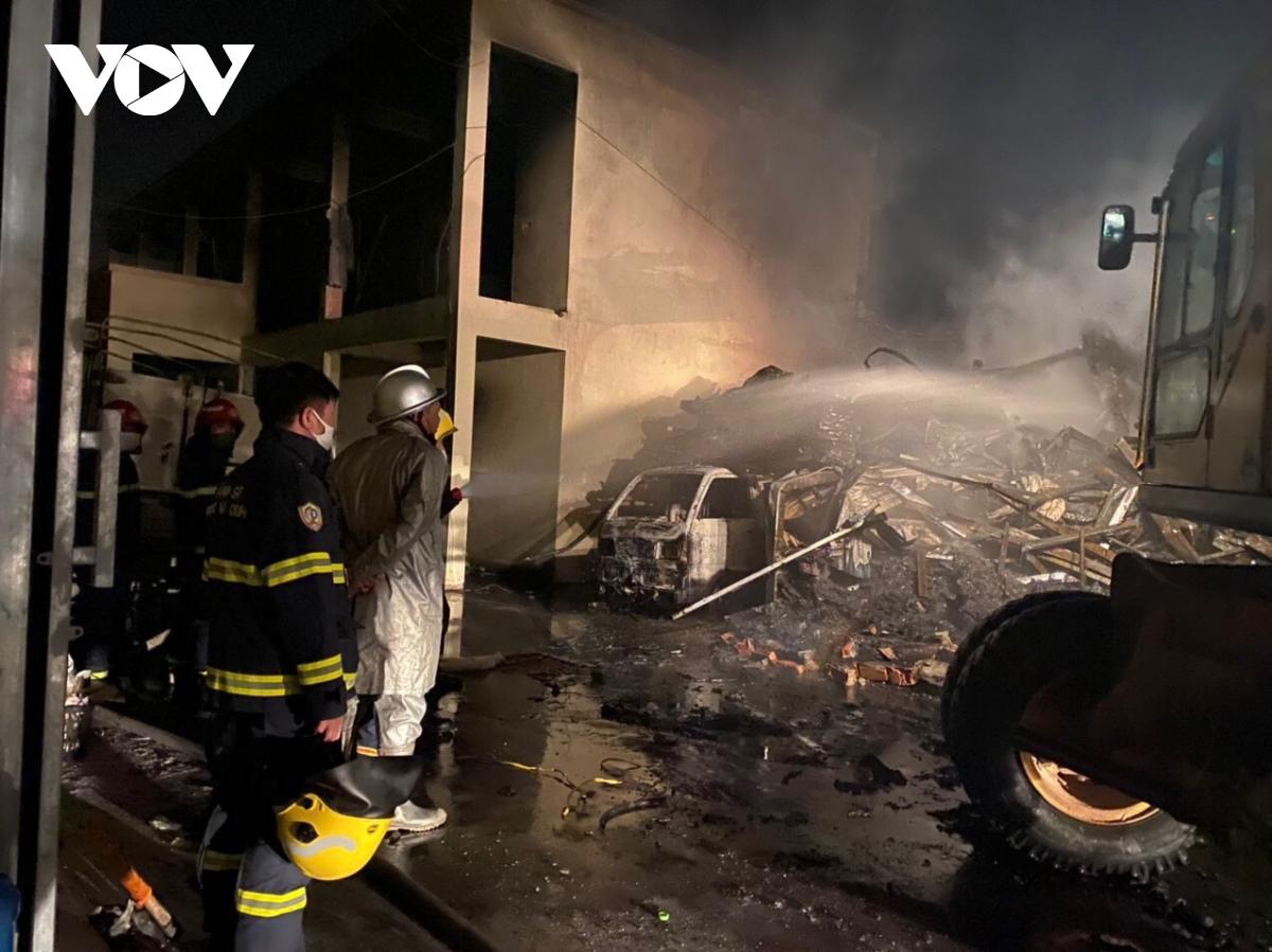 Bảo hiểm cháy nổ nhà xưởng 2022