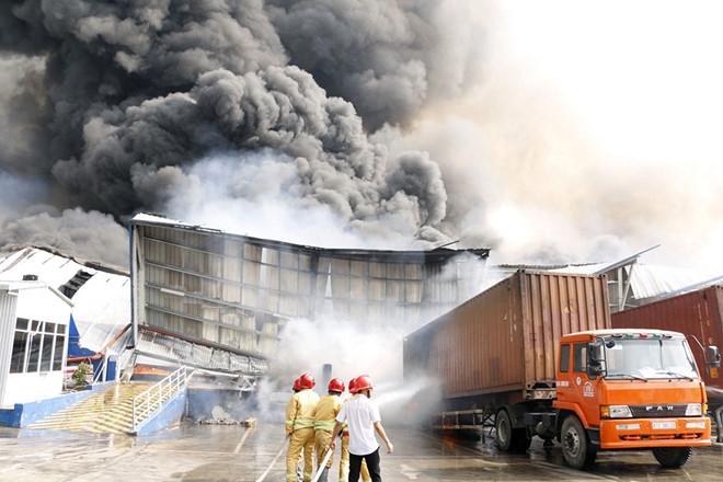 Bảo hiểm cháy nổ nhà xưởng sài gòn