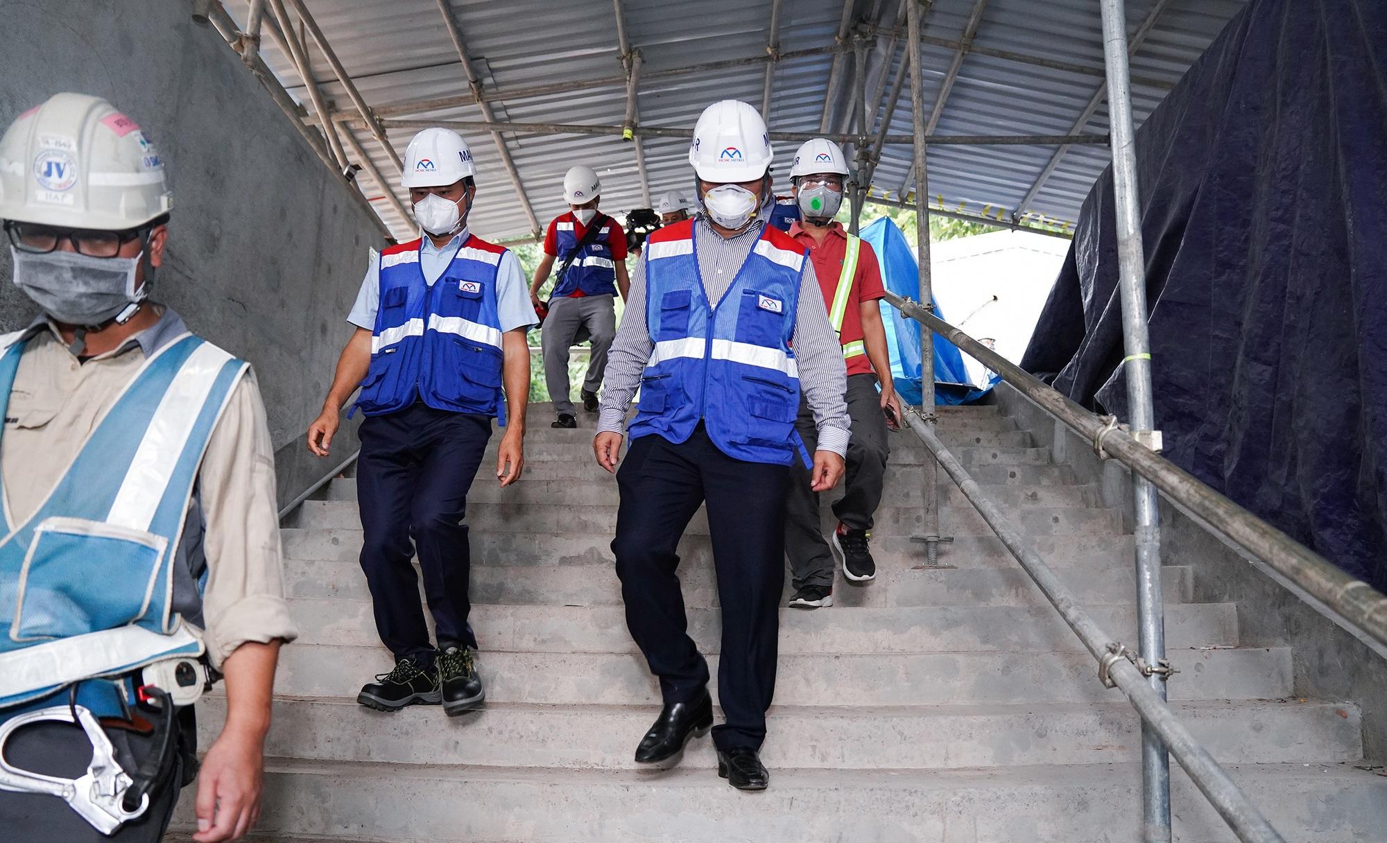 Bảo hiểm công trình xây dựng metro