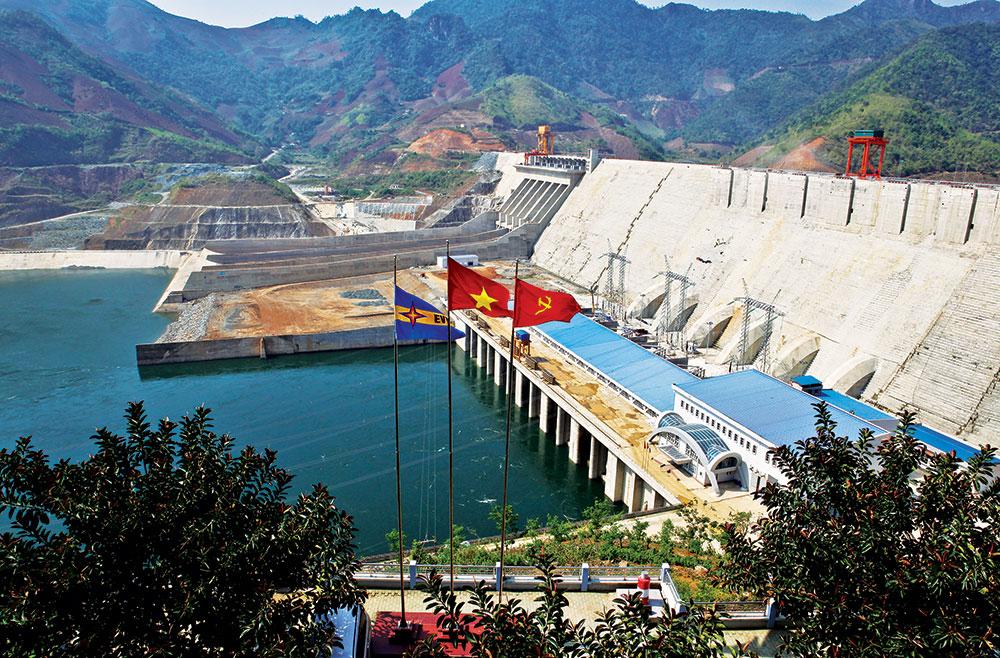 bảo hiểm công trình xây dựng thủy điện