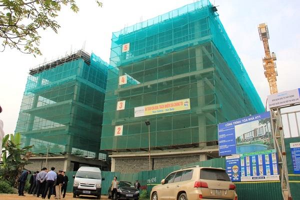 bảo hiểm công trình xây dựng tòa nhà