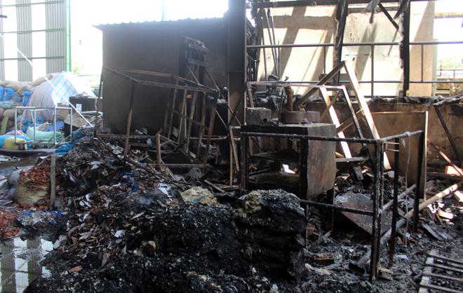 Bồi thường bảo hiểm cháy nổ nhà xưởng hiện nay