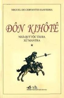 Tiểu thuyết Đôn ki hô tê-Nhà quý tộc tài ba xứ Mantra tập 30