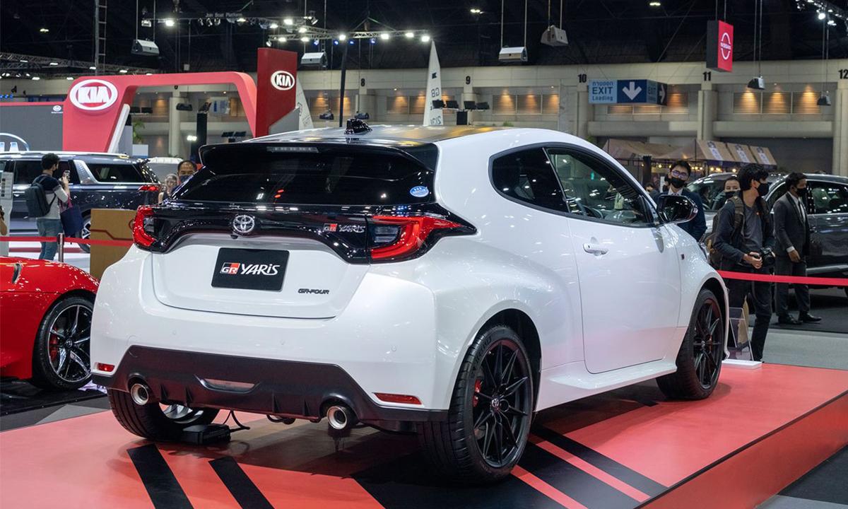 Giá bảo hiểm thân vỏ ô tô yaris 2021