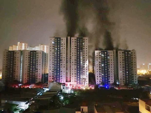 Mua bảo hiểm cháy nổ cho chung cư