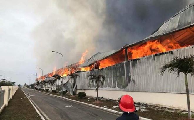 Mua bảo hiểm cháy nổ xưởng kéo sợi