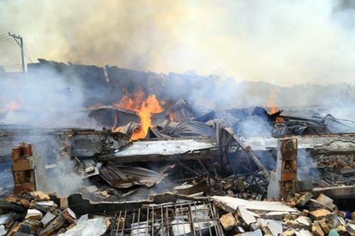 Những vụ bồi thường cháy nổ nhà xưởng lớn