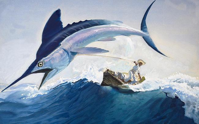 Ông già và biển cả-Ernest Hemingway phần 2