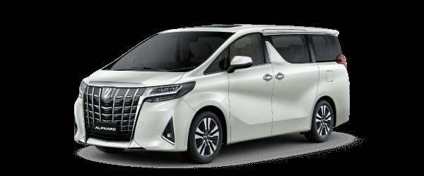 Phí bảo hiểm thân vỏ xe ô tô Toyota Alphard